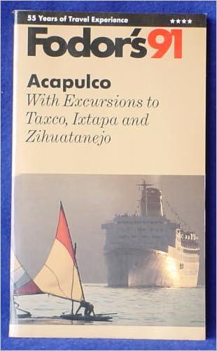 Fodor-Acapulco'91