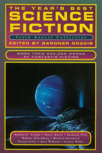 The Year'S Best Science Fiction: Tenth Annual Collection front-934008