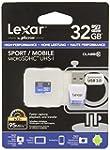 Lexar 32GB Class 10 UHS-I High Speed...