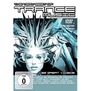 Cover V.A.   The Very Best Of Trance Music (2005) [DVD5]