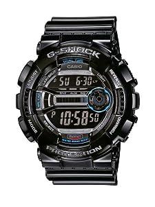 Casio Herren-Armbanduhr XL G-Shock Digital Quarz Resin GD-110-1ER