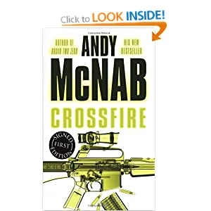 Crossfire - Andy McNab
