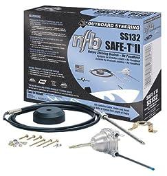 Teleflex SS1321515\' NFB Safe-T II Marine Rotary Steering Kit