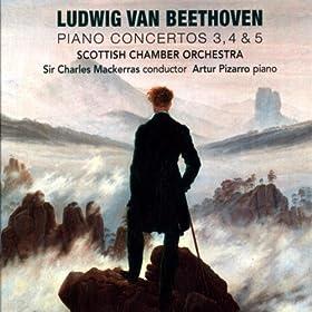 Beethoven Piano Concertos 3, 4 and 5