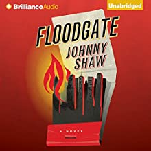 Floodgate: A Novel Audiobook by Johnny Shaw Narrated by Patrick Lawlor