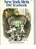 img - for New York Mets 1987 Yearbook Revised Edition book / textbook / text book