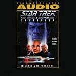 Star Trek, The Next Generation: Crossover (Adapted) | Michael Jan Friedman