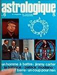 ASTROLOGIQUE [No 6] du 01/10/1976 - u...