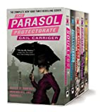 The Parasol Protectorate Boxed Set: Soulless, Changeless, Blameless, Heartless and Timeless (Alexia Tarabotti)