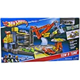 Hot Wheels Tow & Tune by Mattel