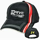 Jeff Gordon #24 Drive to End Hunger Speedway Adjustable Hat