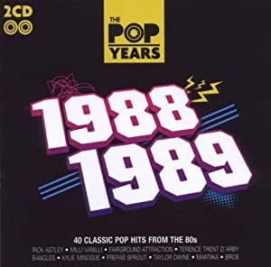 The pop years 1988 1989 music for Songs from 1988 uk