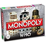 Monopoly Doctor Who 50th Anniversary Etd