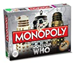 Monopoly Dr Who 50th Anniversary edition