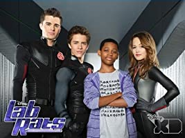 Lab Rats Season 2 [HD]