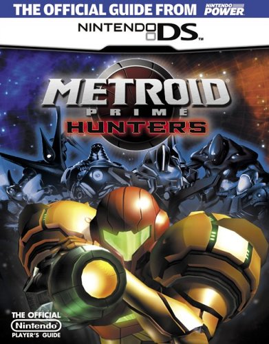 Official Nintendo Metroid Prime Hunters Player's Guide