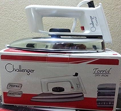 Challenger-Torrid-750W-Dry-Iron