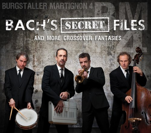Bachs Secret Files & More Crossover Fantasies