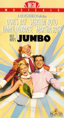 Billy Rose's Jumbo [VHS] (Eden Dean Crawford compare prices)