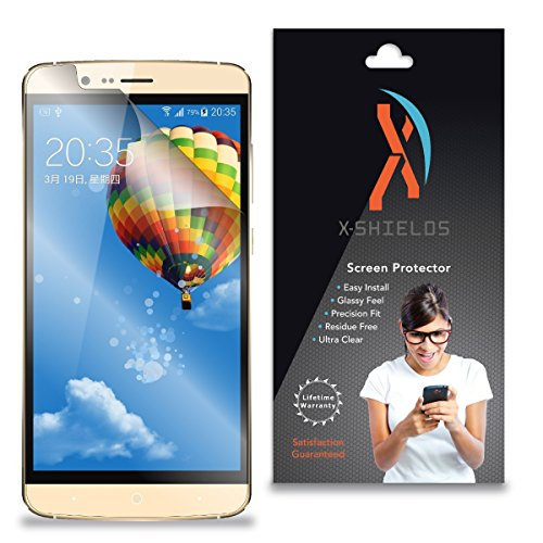 XShields© (4-Pack) Screen Protectors for Elephone P8000 (Ultra Clear)