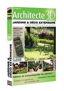 Jardin d coration ext rieure 3d for Architecte 3d amazon