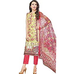 Palash Creation Pakistani Print Unstitched Dress Material