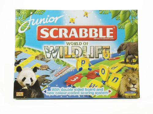 Junior Scabble Wildlife