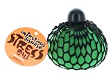 Infectious Disease Balls - Stress Balls - ThinkGeek (Smallpox - Green)