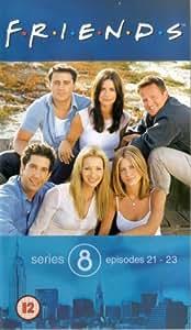 Friends - Series 8 - Episodes 21-23 [VHS]