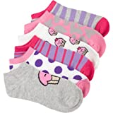 FULL TILT Cupcake 6 Pack Socks