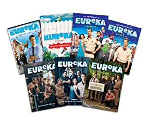 Eureka: The Complete Series (Amazon Exclusive)
