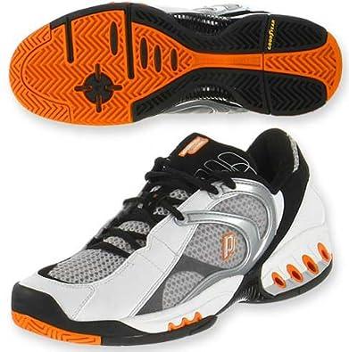prince mv4 wide width tennis shoes mens