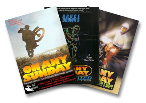 On Any Sunday 30th Anniversary Collection (On Any Sunday Ii compare prices)