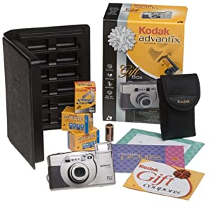 Kodak Advantix C650 Zoom APS Camera Gift Box