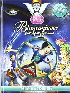 Blancanieves y los siete enanitos +DVD Peliculas Disney