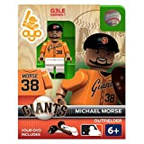 Michael Morse MLB San Francisco Giants Oyo G3S1 Minifigure
