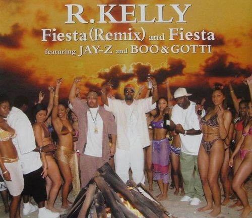 R. Kelly-Fiesta Remix-CDM-FLAC-2001-FORSAKEN Download