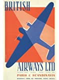 British Airways Ltd Art Print