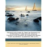 Informaci N Sobre El Derecho Diferencial de Bandera y Sobre Los de Aduanas Exigibles Los Hierros, El Carbon de...