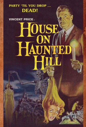 House on Haunted Hill [DVD] y [Import]