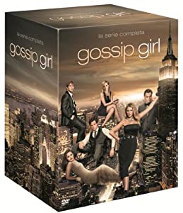 Gossip Girl La Serie Completa 30 Dvd