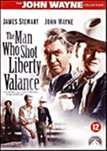 L'Homme qui tua Liberty Valance [Import belge]