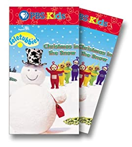 Teletubbies - Christmas in the Snow [VHS]