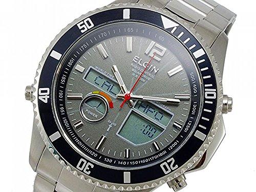 [エルジン] ELGIN  腕時計 ソーラー電波 FK1392S-BP メンズ [国内正規]