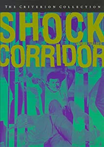 Cover of &quot;Shock Corridor - Criterion Coll...