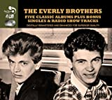 Five Classic Albums [Audio CD] Everly Bros Everly Bros