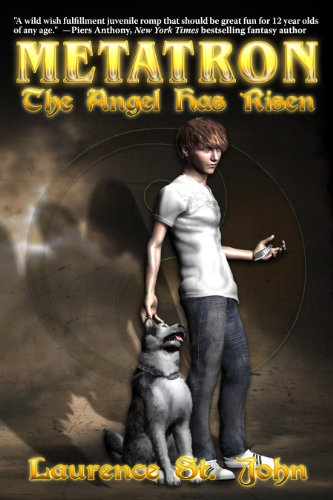 <strong>Is Your Kindle Kid A Fan of Harry Potter? Then They'll Love Laurence St. John's <em>METATRON: THE ANGEL HAS GIVEN</em> - And You Will Love The Price: <em>METATRON</em> Is FREE Today!</strong>