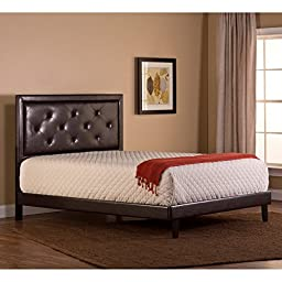 Hillsdale Becker Tufted Upholstered Panel Bed