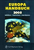 img - for Europahandbuch 2002. book / textbook / text book
