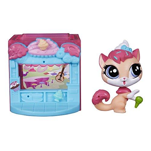 Littlest Pet Shop Mini Style Set Kitty - 1